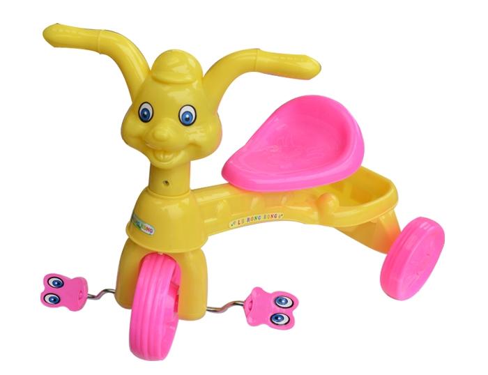 儿童三轮车(红色)